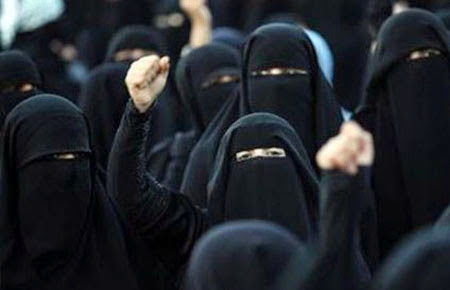 Kecemburuan muslimah terhadap amalan jihad