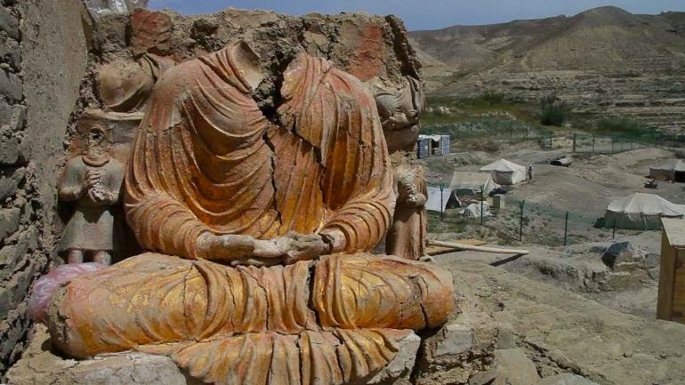 Central Asia: Archaeologists still scrambling to save Mes Aynak