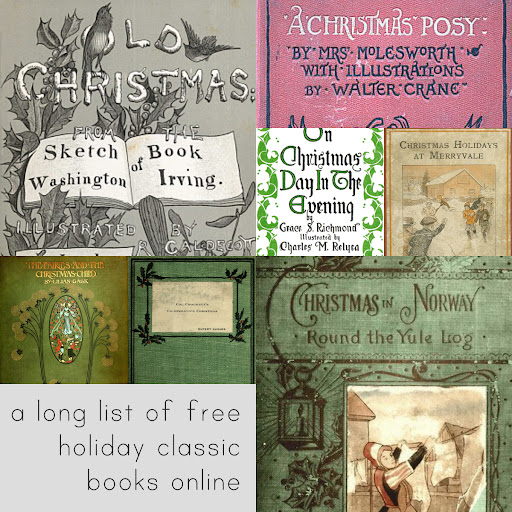 The Best Free Online Christmas Books