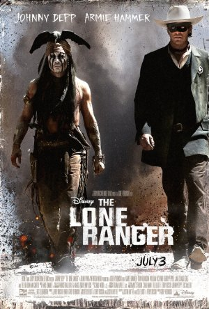 Picture Poster Wallpapers The Lone Ranger (2013) Full Movies