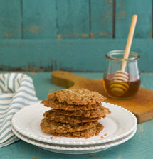 One-Pot Honey-Oatmeal Drop Cookies