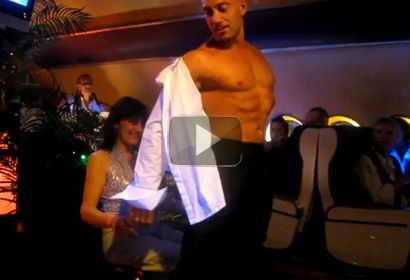 Hot Chippendales Guy