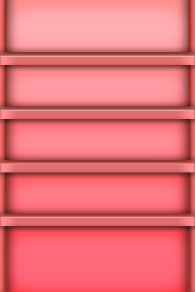 Pink Abstract Wallpaper For iPhone 4