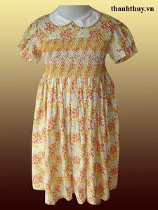 Smocking Dress