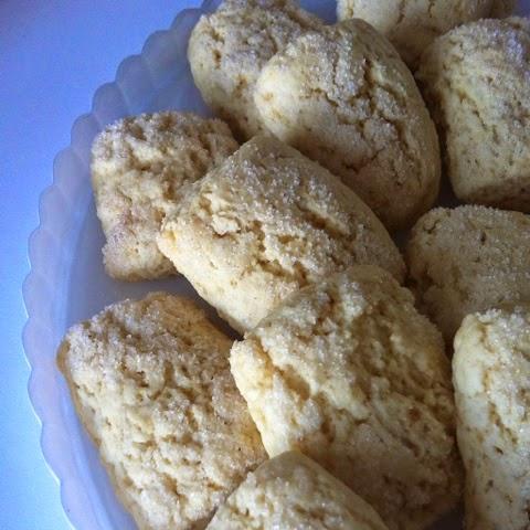 biscottoni con farina di riso senza uova