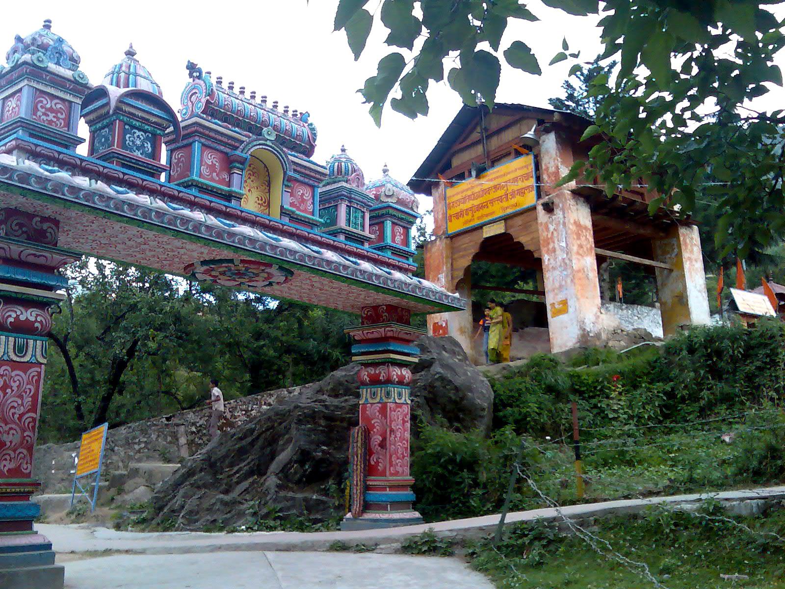 Sri Paramapurusha Perumal Temple, Joshimutt (Thiruppirudhi) Uttranchal - Divya Desam 103