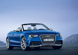 Audi RS5 Cabriolet makes world premiere [VIDEO]