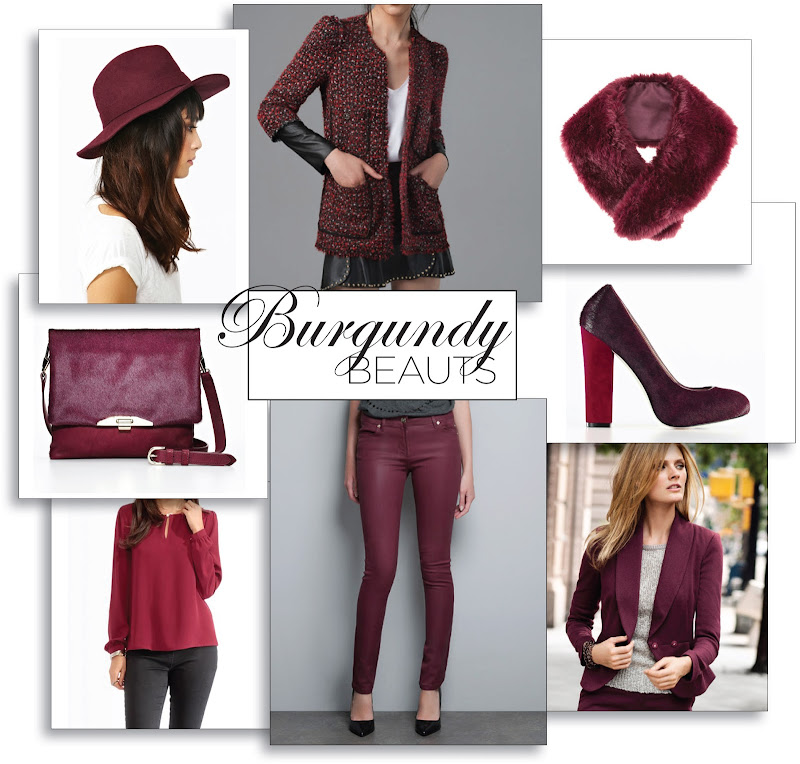 Burgundy Oxblood