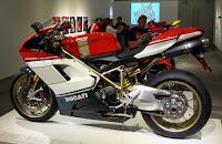 Ducati 1098 S Tricoloree