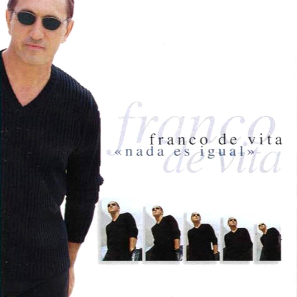 letras de canciones franco de vita: