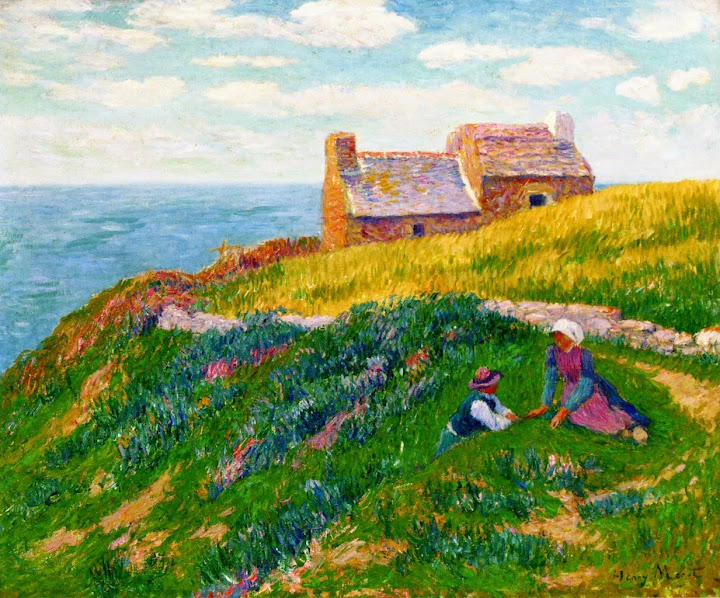 Henry Moret - A Clear Day