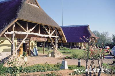 Taman Nasional Kruger, Afrika Selatan