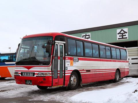 宗谷バス 興浜北線代替バス 1056
