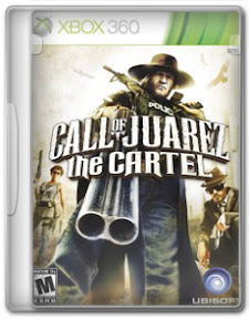 Call of Juarez The Cartel Xbox 360 Region Free Game 2011