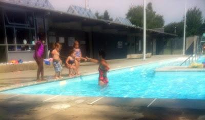 POD: Swimming class