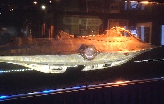 Nautilus model