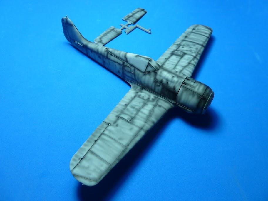 FINALIZADO 24/6 - Focke Wulf Fw 190 A-8 Tamiya 1:48 P1040786