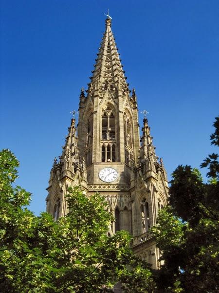 Kathedrale von San Sebastián
