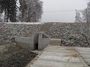 Velké Dářko - rekonstrukce hráze