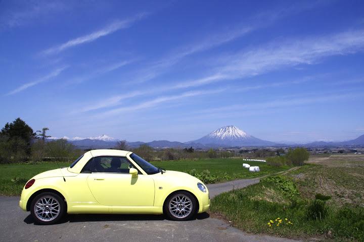 北海道の青空は、でっかいど〜