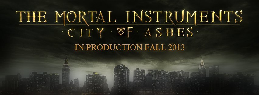 City of Ashes Production get the Green Light