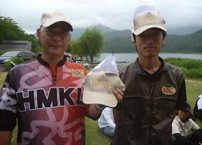 飛び賞 20位 松坂誠選手-15位 鈴木達也選手