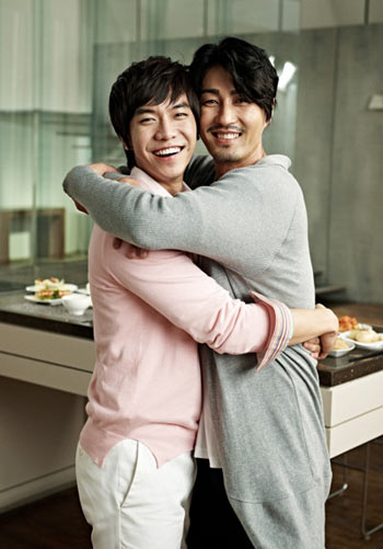 Cha Seung Won กลับมาร่วมงานกับ Lee Seung Gi ในโฆษณาตู้เย็นของซัมซุง