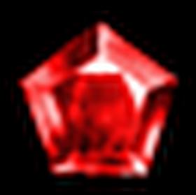 星芒紅寶石