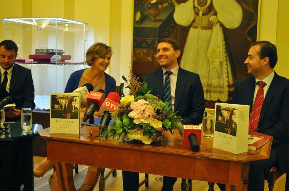 Principele Nicolae a lansat Drumul spre casă și la Craiova