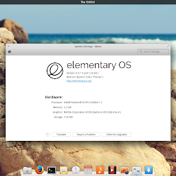 Mac Os X 風のお洒落なリナックス Elementary Os Mattintosh Note