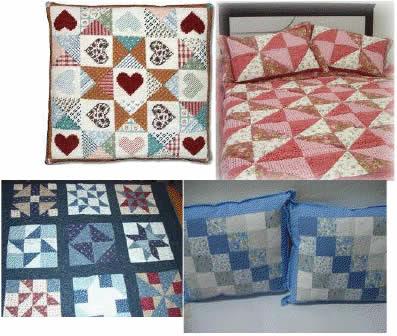 Arte em patchwork