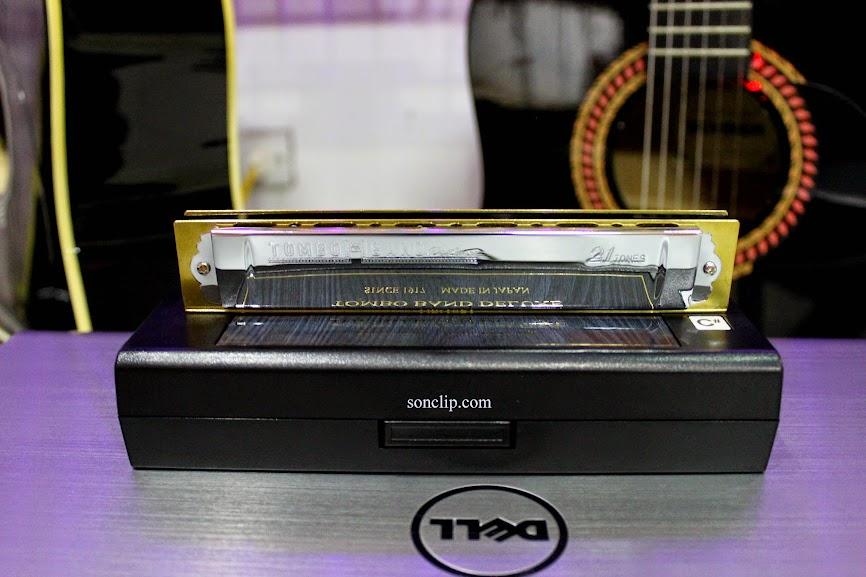 Kèn Harmonica - Tombo Band 21 Deluxe (key C#)