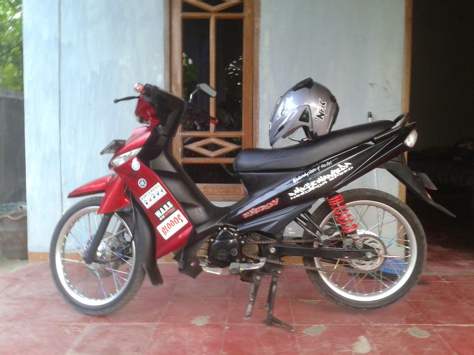 Modif Yamaha Fix R