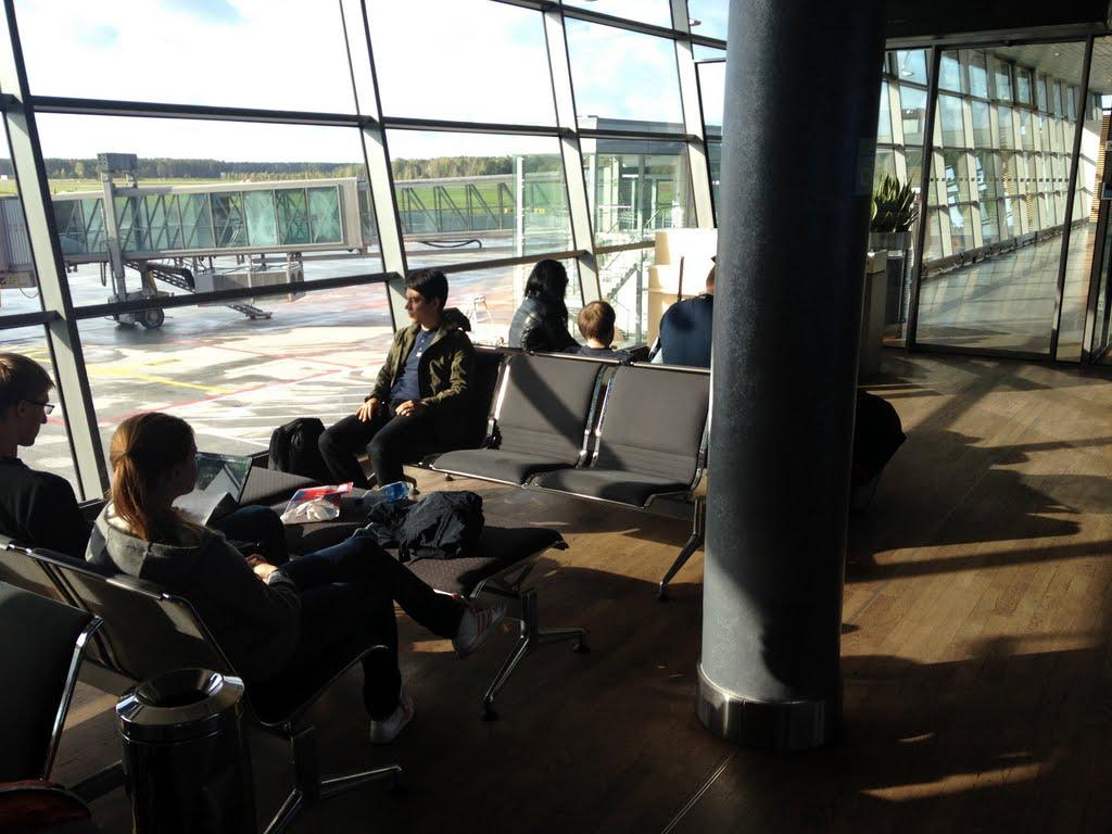 Путешествие в Зеландию (старую) - Дания, Швеция в сентябре 2012 г.