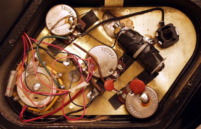 wiring diagram for gibson l6 guitar gibson thunderbird