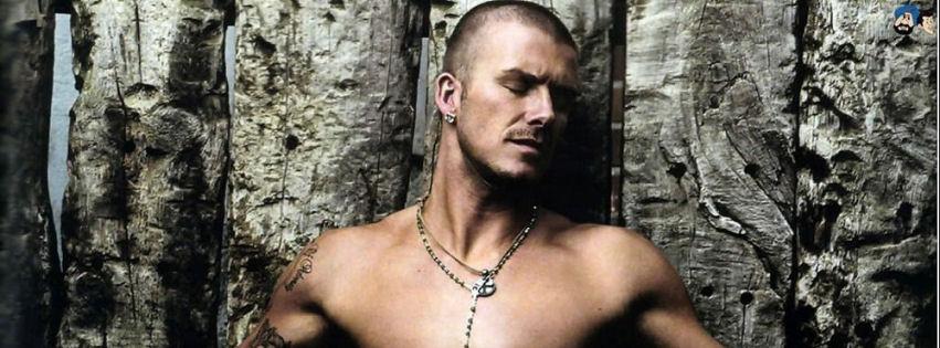 David Beckham facebook cover