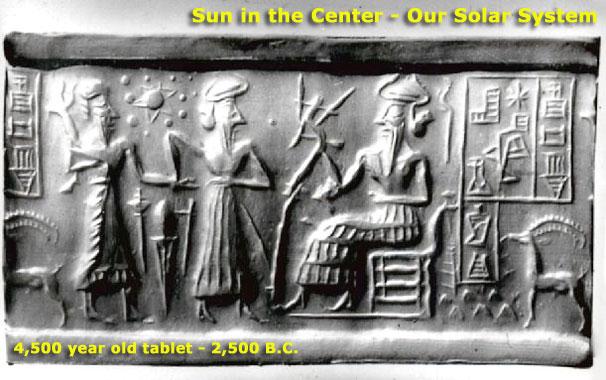 Tábua de argila datado de no mínimo 3000 A.c.