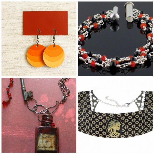 Halloween Jewelry Projects