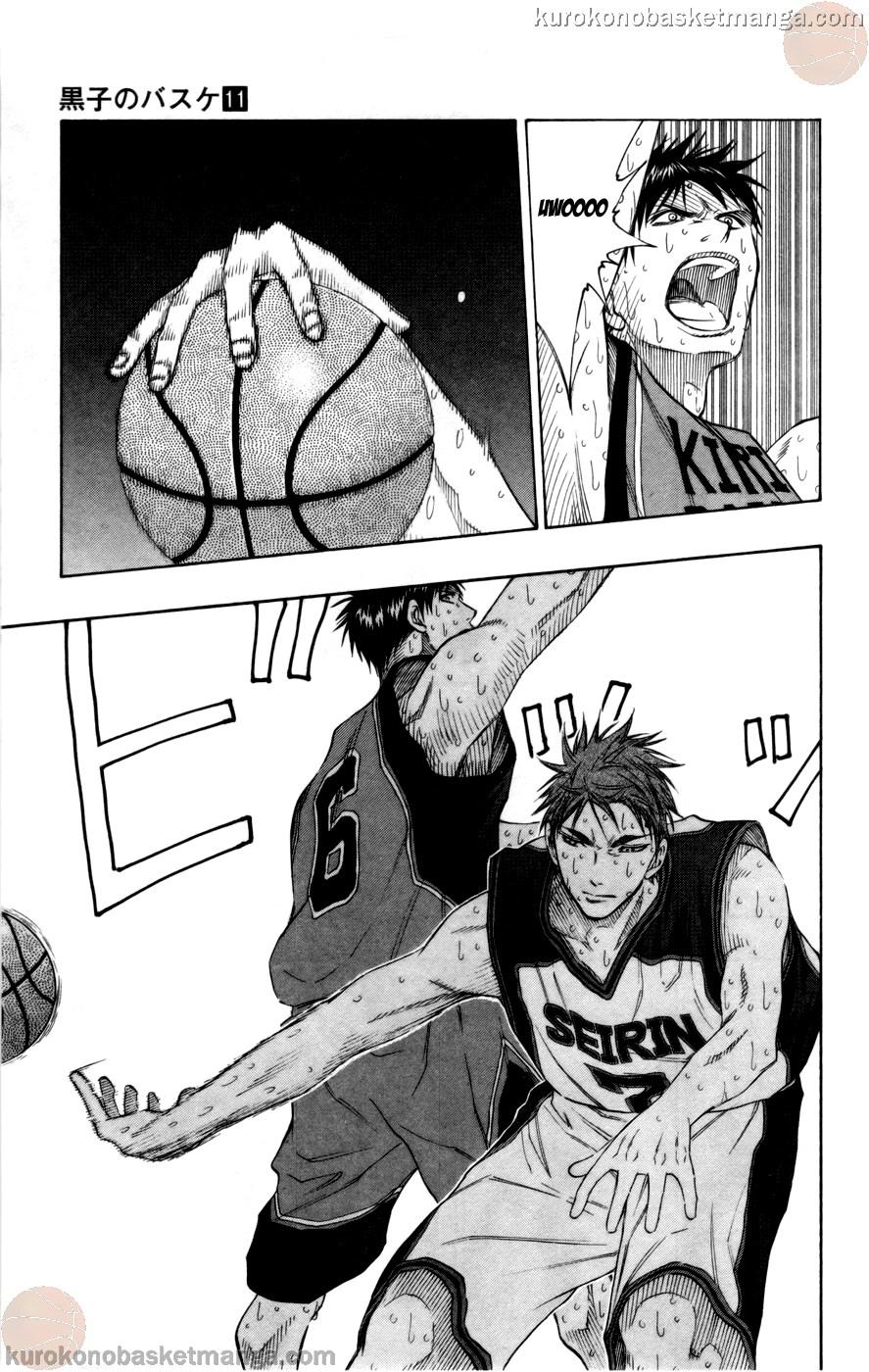 Kuroko no Basket Manga Chapter 98 - Image 14