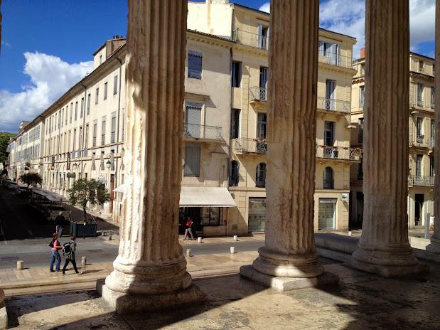 Мезон Карре «Квадратный дом» Maison Carrée - Достопримечательности Нима (Nîmes)