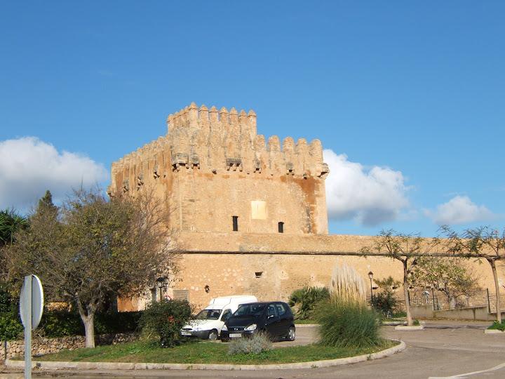 Porxada de Sa Torre in canyamel, Mallorca
