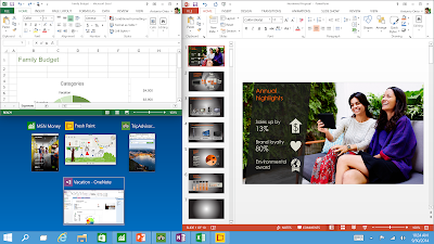 Windows 10 - Acoplamiento de hasta 4 ventanas