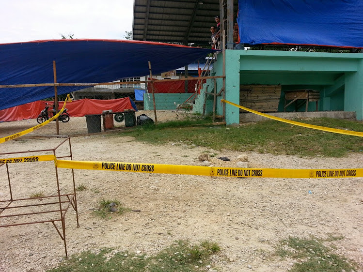 Alcoy, Cebu police chief killed