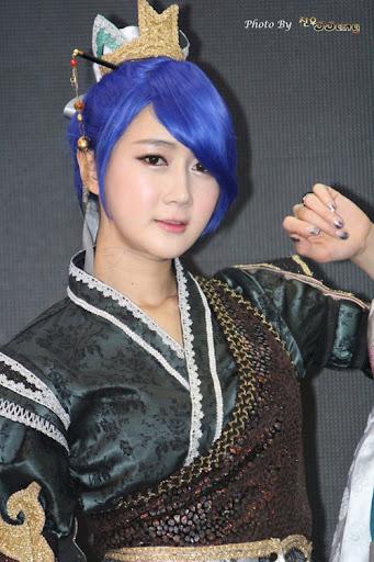 Han Chae Yee gợi cảm cùng cosplay Yulgang 2 6