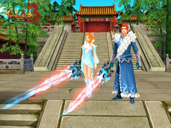 Chiêm ngưỡng thần binh của Thần Binh Hải Vực 7
