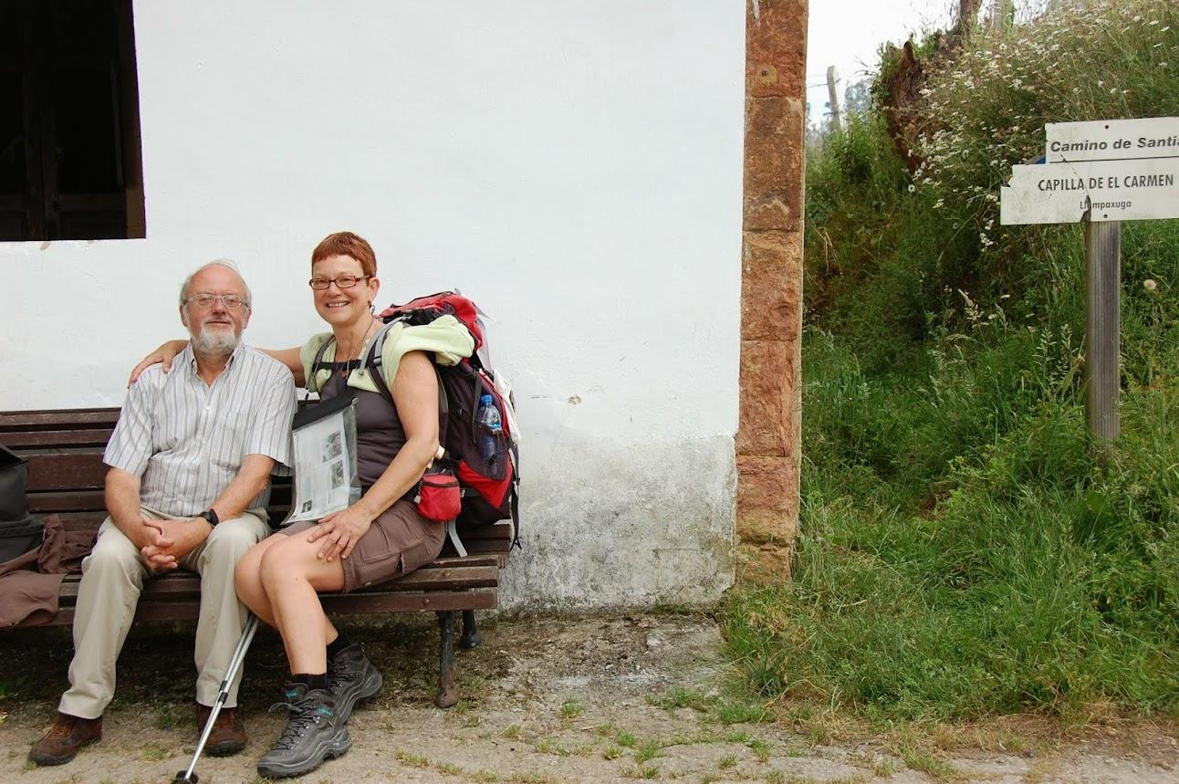 Camino del norte, camino primitivo, camino muxía en fisterra