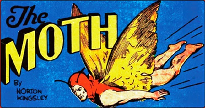The Moth da Mystery Men Comics 10
