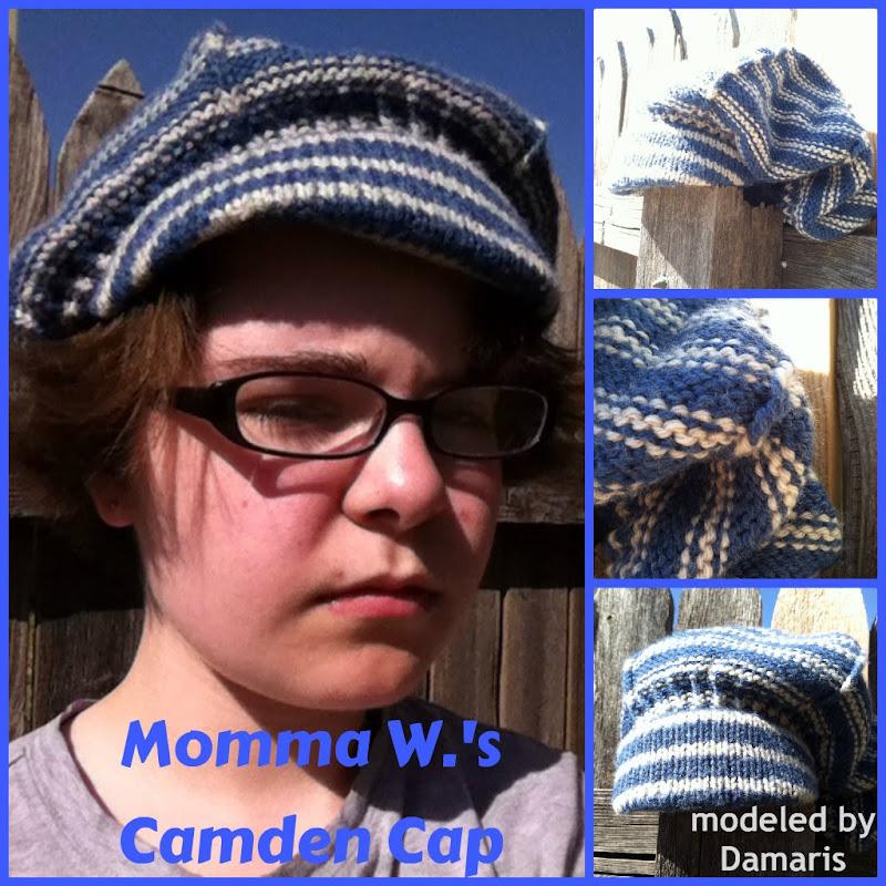 Momma W Camden Cap