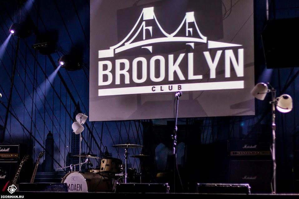 Концерт группы «Adaen» в московском клубе Brooklyn, 15.04.2015