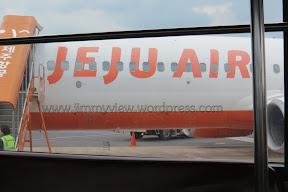 Jejuair Flight
